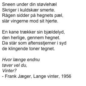 Lange vinter
