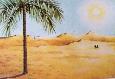 Legenden om Palmetræet