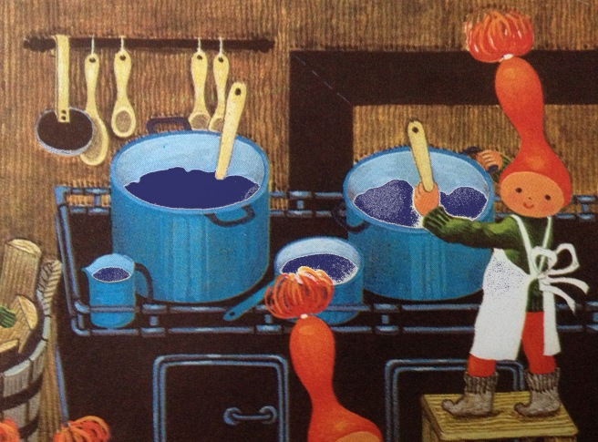 Karen K nissernes køkken