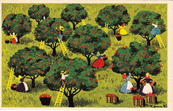 Æbleplukkere