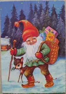 nisse-og-bambi-paa-sendt-kort