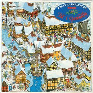 Jul i gammel by LP.jpg