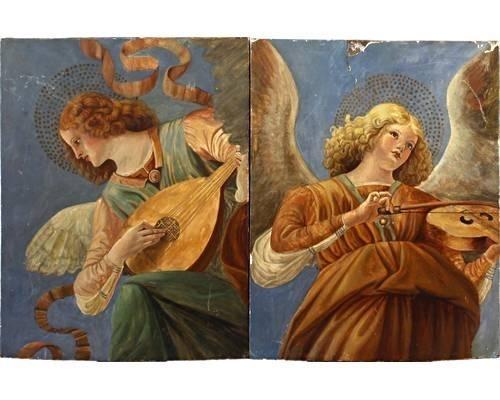 angels melozza da forli angels